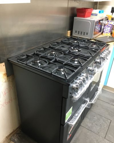 Range Cooker New World 100G