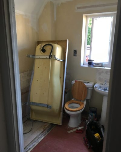 Bathroom Renovation in Corsham