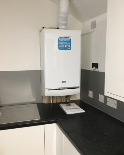 Boiler Replacement Chippenham - Baxi